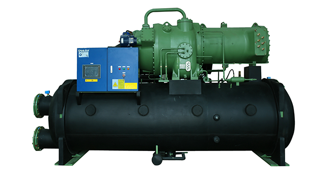 Water cooled chillers series